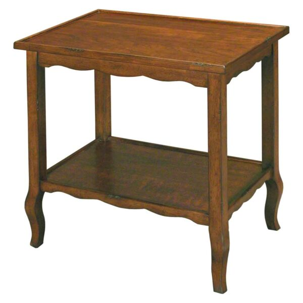 2 Tier Table, Available In 2 Finishes